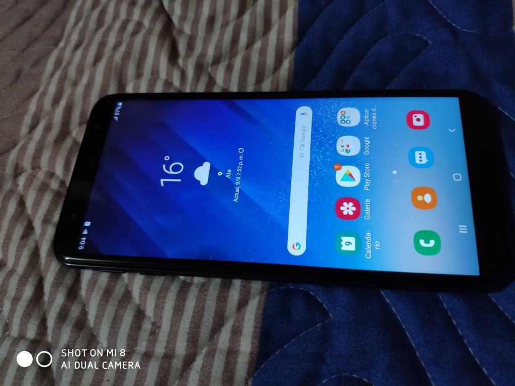 Galaxy J6 Plus Libre Para Todo 9/10 imei Original
