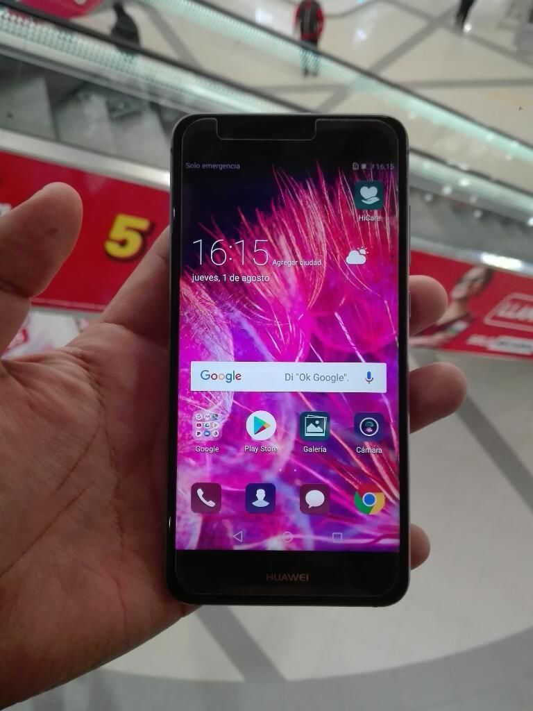 Huawei P10 Lite - Dual Sim pantalla ip
