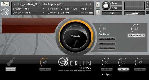 Orchestral Tools - Berlin Strings   Pc - Mac   -kontatk