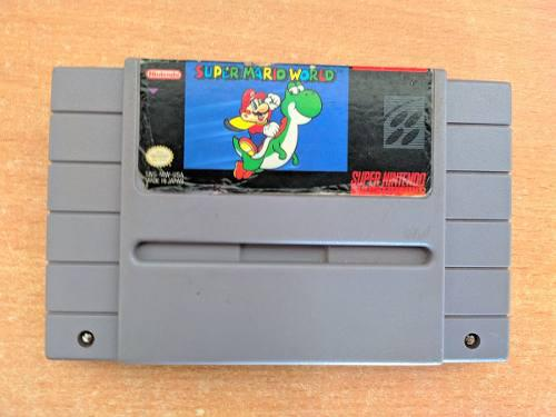 Super Mario World - Original Super Nintendo