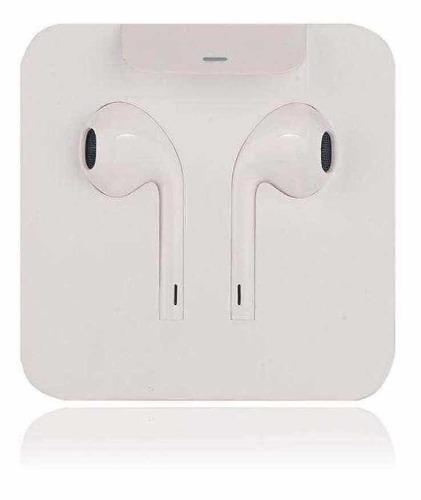 Audífonos AirPods Lightning Apple Original iPhone 7 8plus X