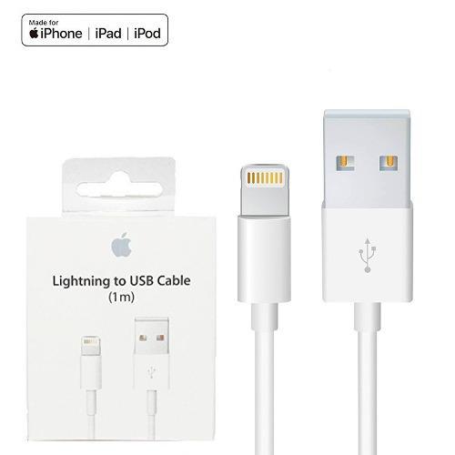 Cable Lightning iPhone Original Usb Data 1 Metro Apple 6/7/8