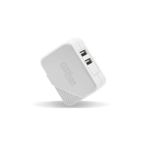 Gomax Cargador De Pared + Cable De Carga Y Datos Android