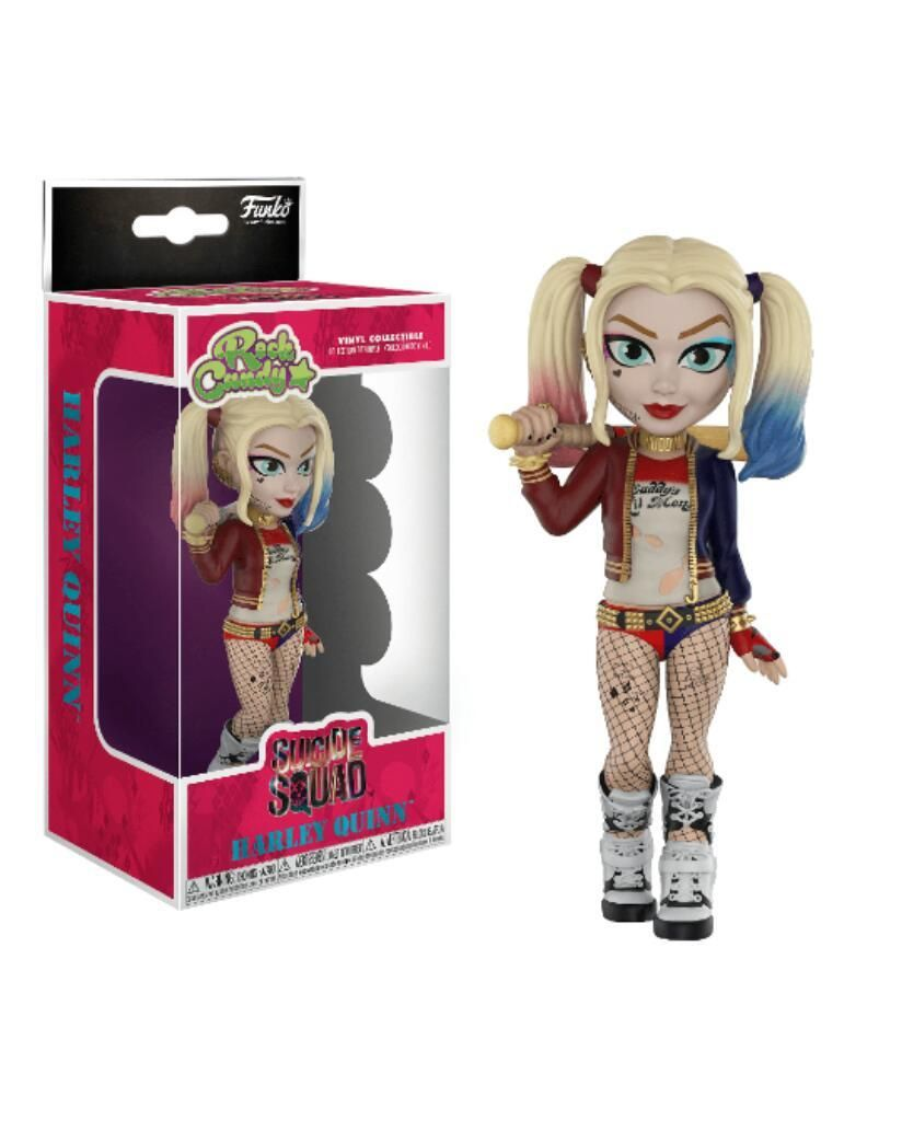 Funko Pop Rock Candy Harley Quinn