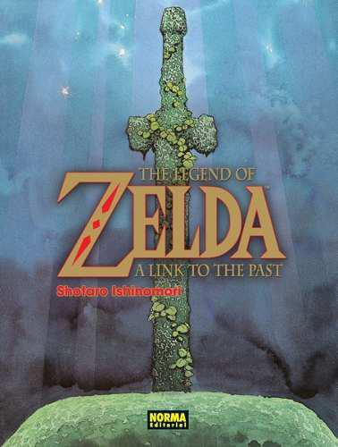 Manga The Legend Of Zelda A Link To The Past - Norma