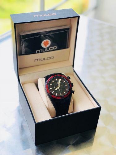 Reloj Mulco Titans Cronógrafo