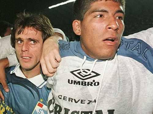 Polera / Capucha / Hoodie - Sporting Cristal 97 Libertadores