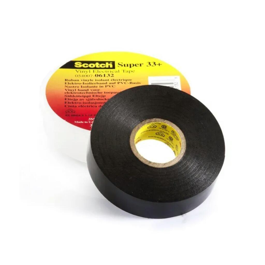 Scotch Aislante Tape Súper 33 3m.