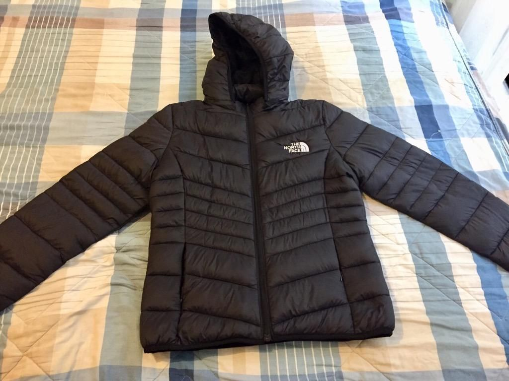 Casaca The North Face Fibra Talla S M L Xl Xxl Colores Verde