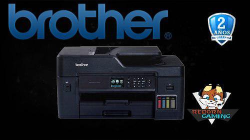 Impresora Brother A3 (Mfc-t4500dw) C/ Tanque