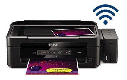Impresora Multifuncional Epson L355 Wifi