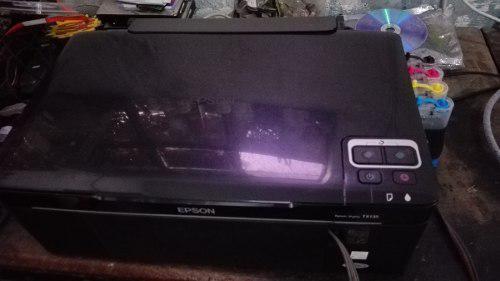 Impresora Multifuncional Epson Tx135 Con Sistema