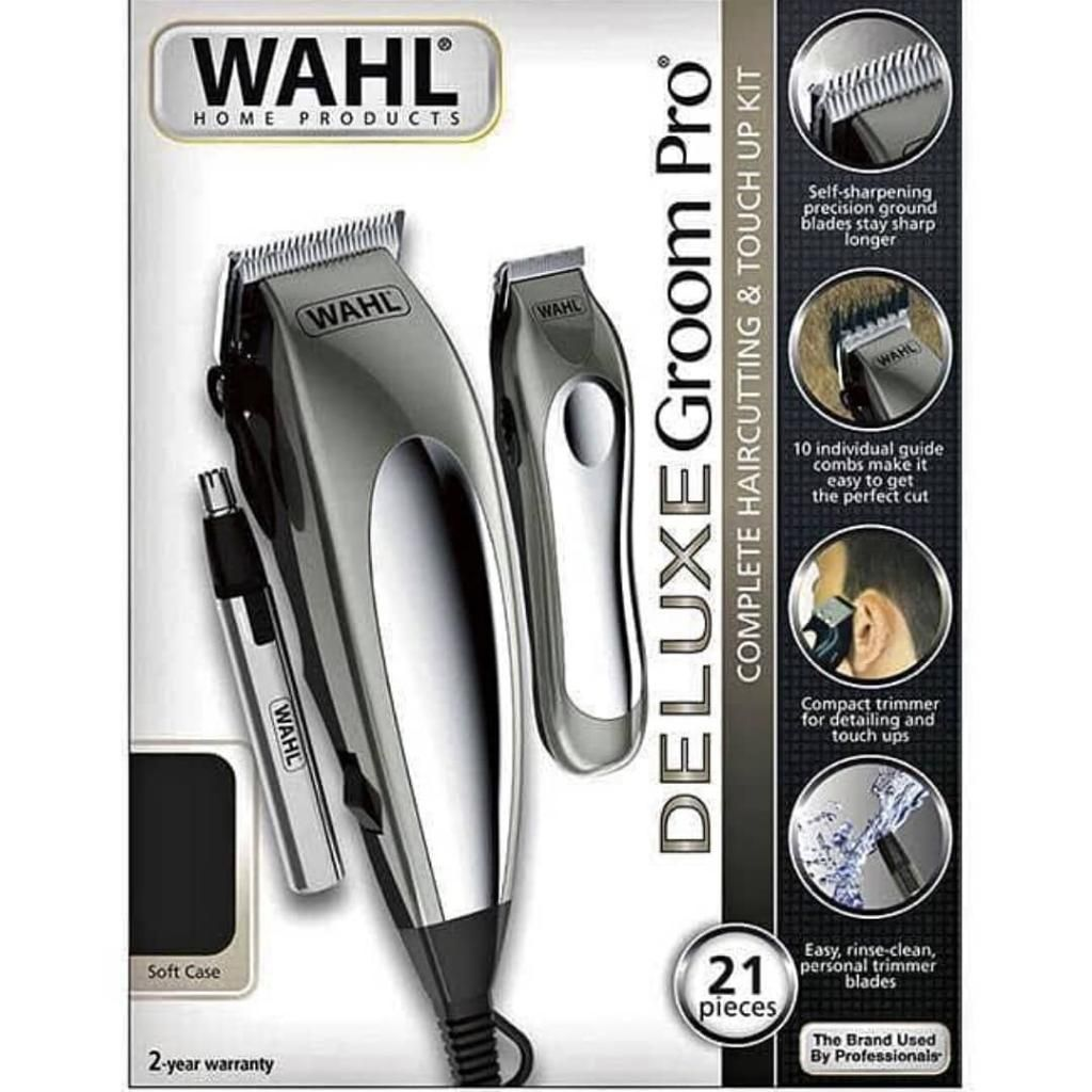 Maquina Wahl Deluxe