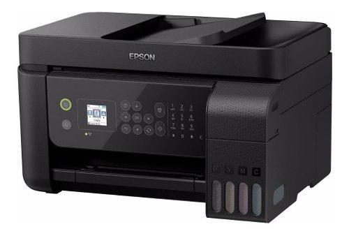 Multifuncional De Tinta Continua Epson L5190, Imprime/escane