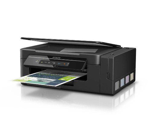 Multifuncional De Tinta Epson Ecotank L3150, Imprime/escanea
