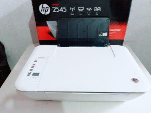 Oferta!!! Impresora Hp Deskjet 2545 Wifi