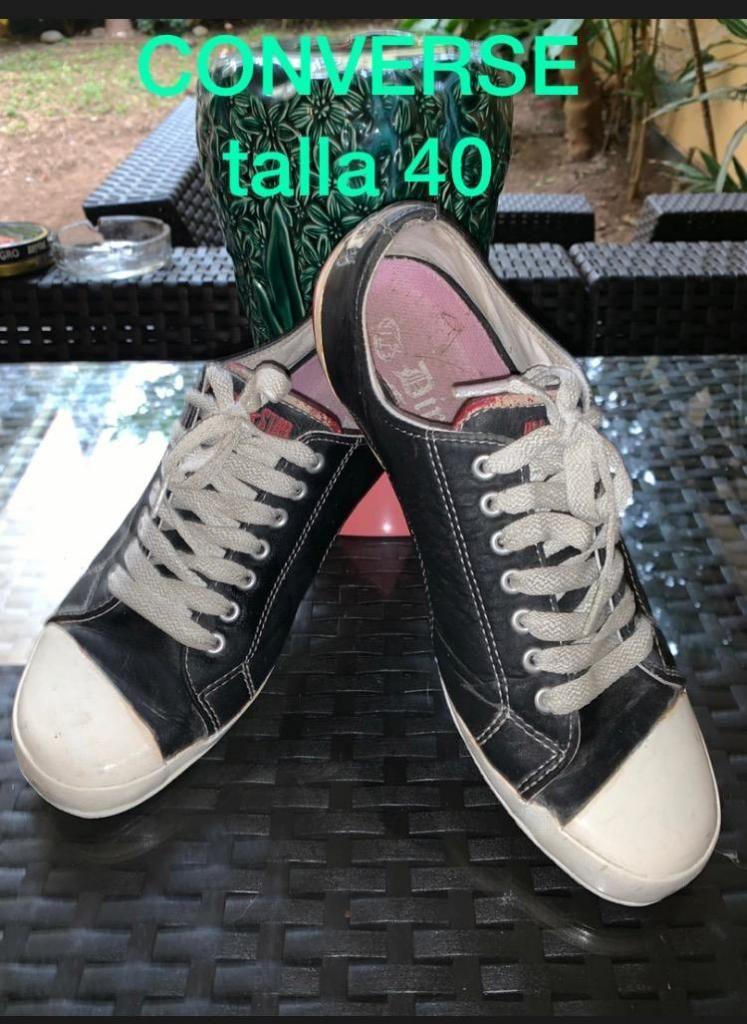 Zapatillas Converse para Hombre Talla 40