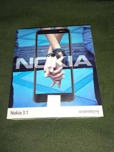Celular Nokia 3.1 Nuevo,sellado, Liberado