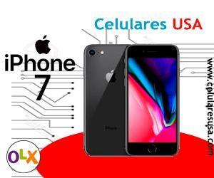 Iphone 7 32gb en caja sellada, negro y dorado. Tienda San