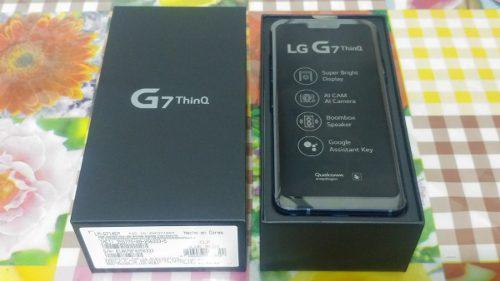 Lg G7 Thinq 6.1 Pulgadas 4 Gb Ram 64 Gb Rom Nuevo P/oferta
