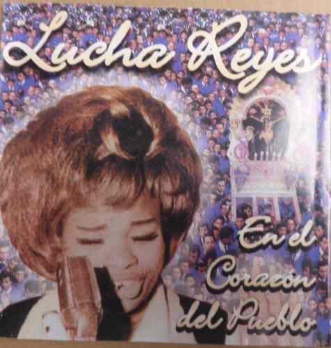 Lucha Reyes - En El Corazón Del Pueblo - Cd - Popsike