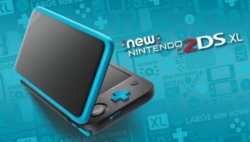 New Nintendo 2ds Xl Consola Portátil Nuevo Y Sellado