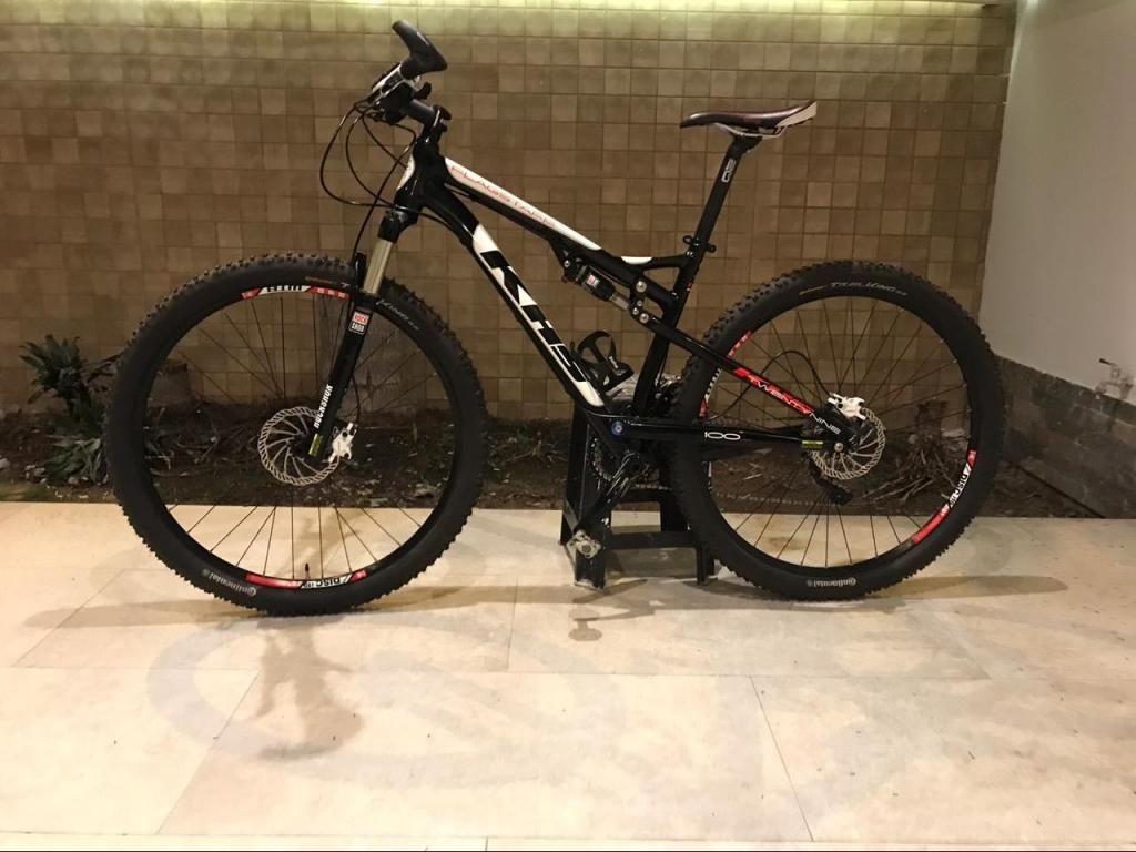Vendo Bicleta de Aluminio Khs
