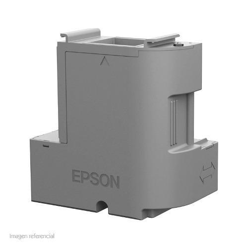 Caja De Mantenimiento Epson T04d100 Para Epson Ecotank