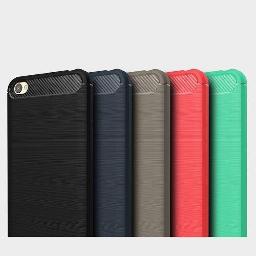 Case, Funda Protector Fibra De Carbono Xiaomi Redmi Note 5a