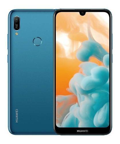 Huawei Y6 2019 Blue Nuevo/envios/liberados