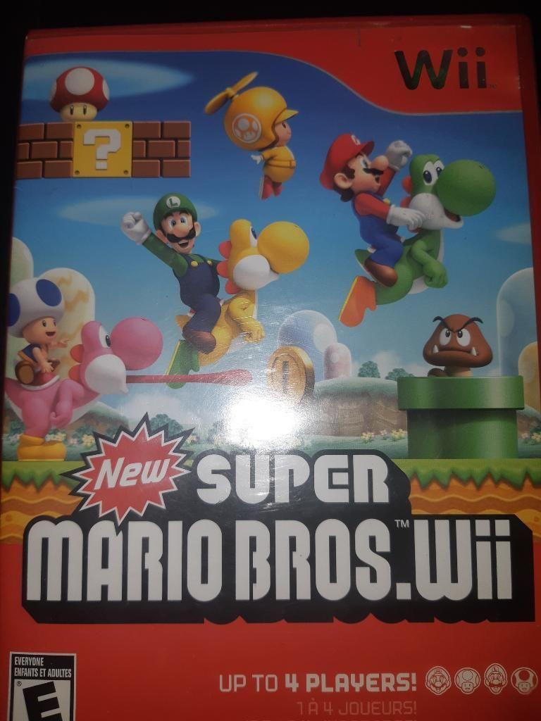Juegos de Wii Originales Y en Buen Estad