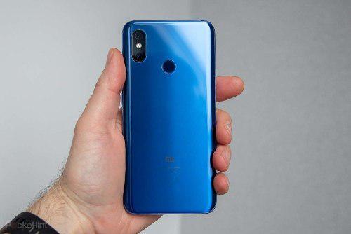 Smartphone Xiaomi Mi 8 Global 6ram 64gb Azul