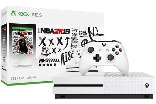 Xbox One S 1tb Nba 2k19 Kit 100% Nuevo