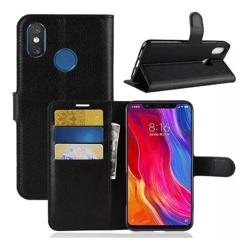 Xiaomi Mi 8 - Case Flip Cover