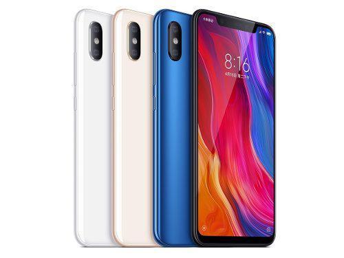 Xiaomi Mi 8 De 64 Gb Nuevo Y Sellado Mas Garantía