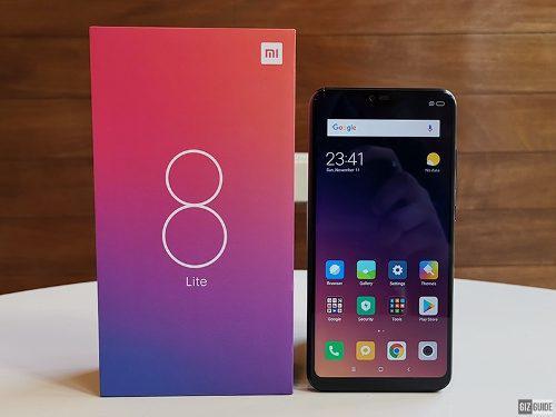 Xiaomi Mi 8 Lite 4/64gb Global Versión Negro