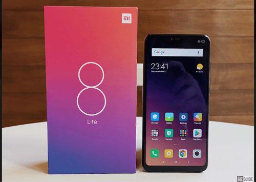 Xiaomi Mi 8 Lite 4g Ram Y 64 Gb