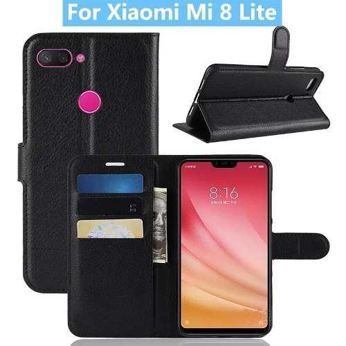 Xiaomi Mi 8 Lite - Case Flip Cover