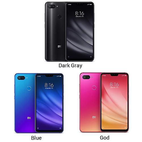 Xiaomi Mi 8 Lite Global 4gb 64gb Stock