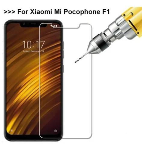 Xiaomi Pocophone F1 - Vidrio Templado Transparente