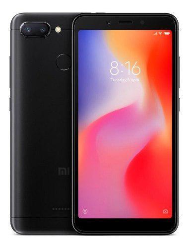 Xiaomi Redmi 6 3gb/32gb Negro Nuevo-envio-sellado