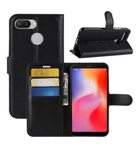Xiaomi Redmi 6 - Case Flip Cover