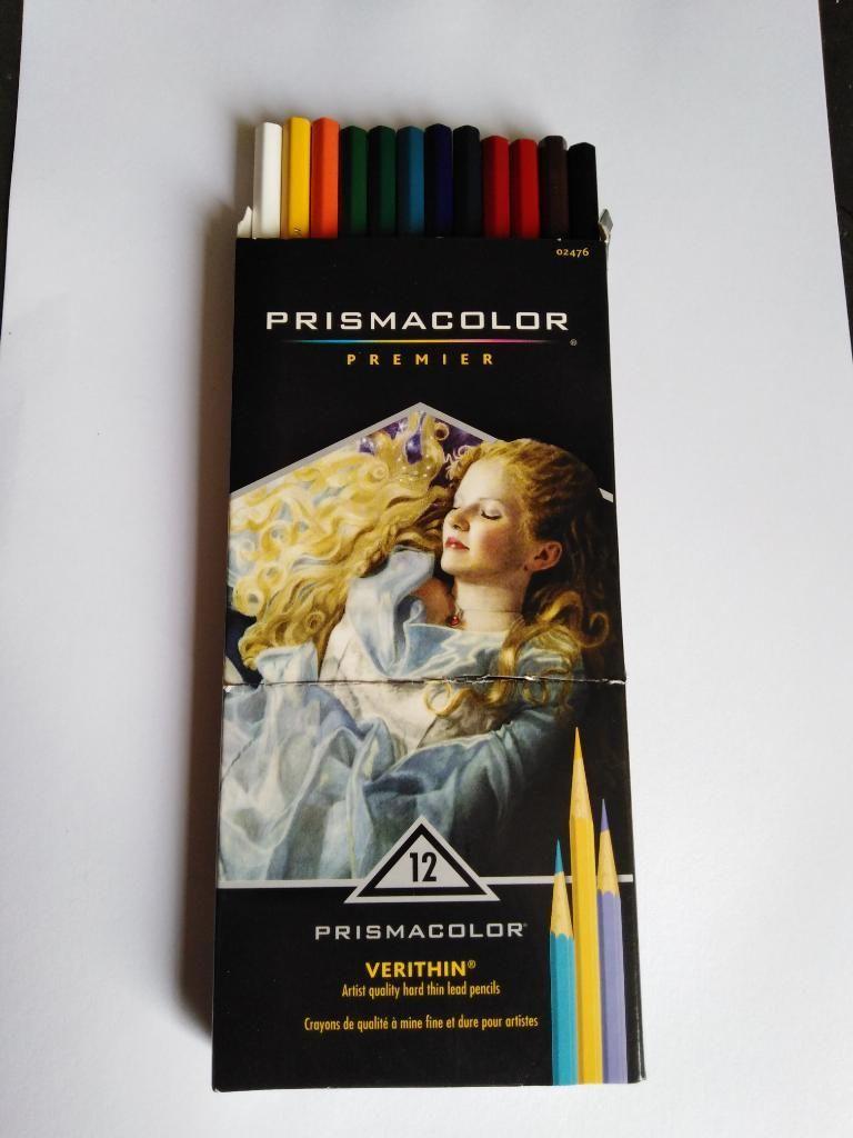 Lápices Prismacolor Premier 12 [nuevo]