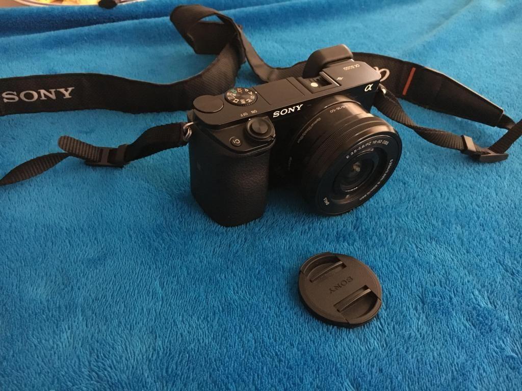 Sony a lente kit