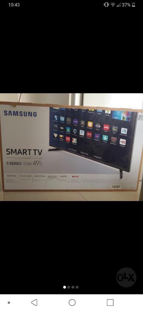 Televisor Samsung Smart Tv 49 Full Hd