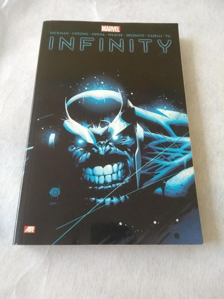 Vendo Cómic Avengers Infinity War