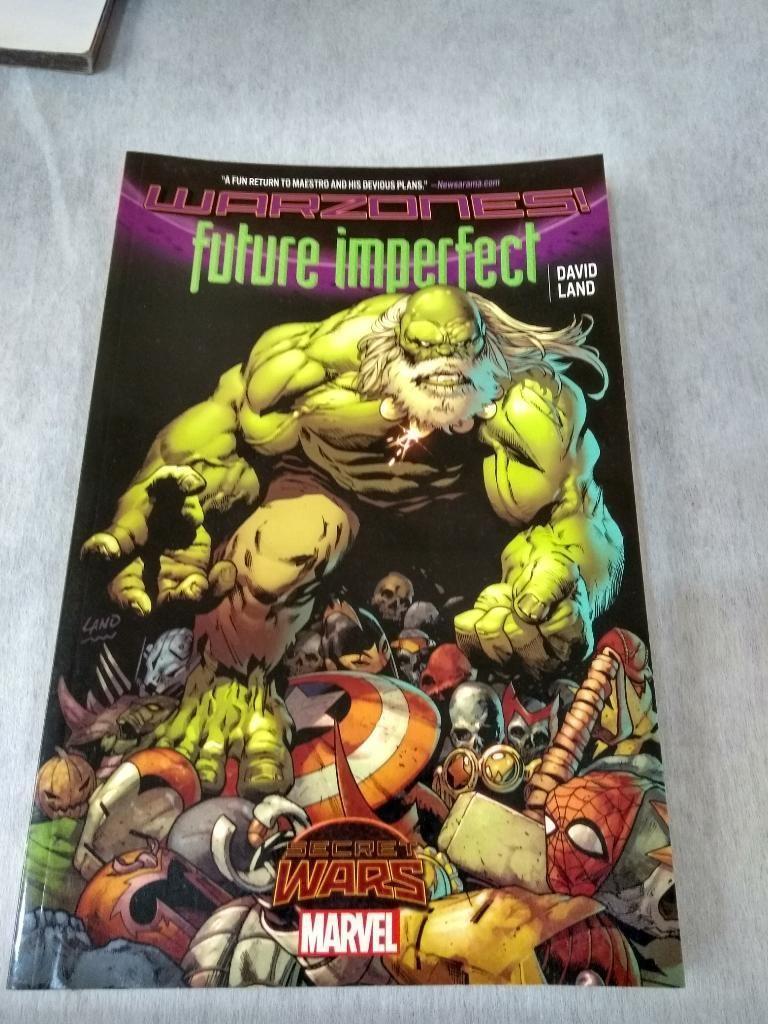 Vendo Comic Future Imperfect Secret Wars