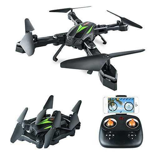 Akaso A200 Fpv Drone Con Camara 720p Hd Wifi App Video En Vi