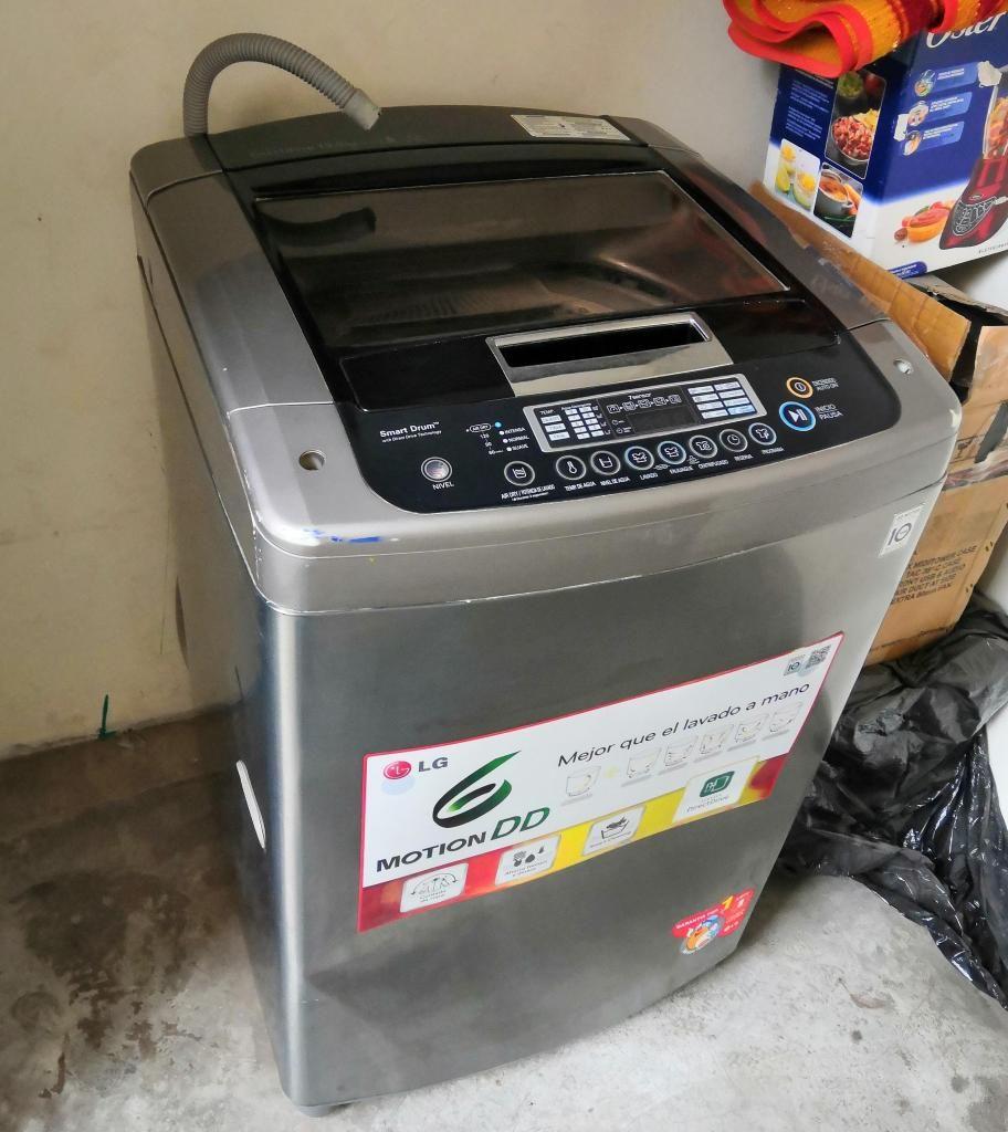 Cambio o Vendo Lavadora LG 13 Kg con Tecnología 6Motion DD