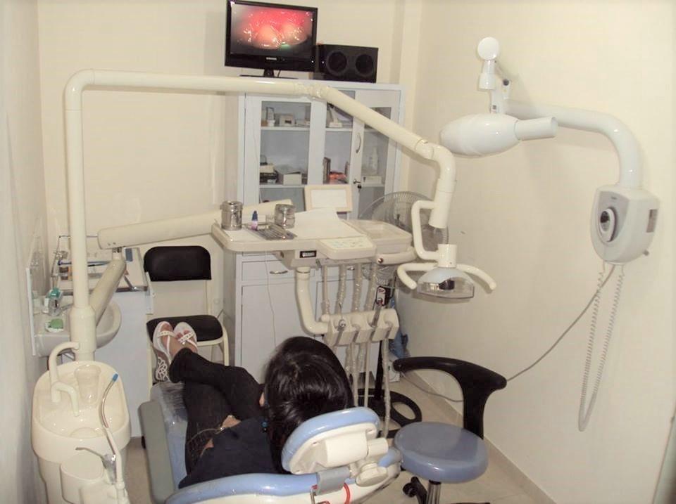 Equipo Dental completo, Sillón Odontologico